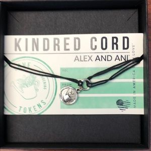 Alex and Ani kindred cord bracelet
